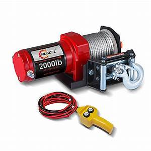20 Top Electric Winches For 2020  U2013 Top Automotive Tools