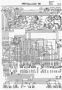 57 Bel Air V8 Wiring Diagrams