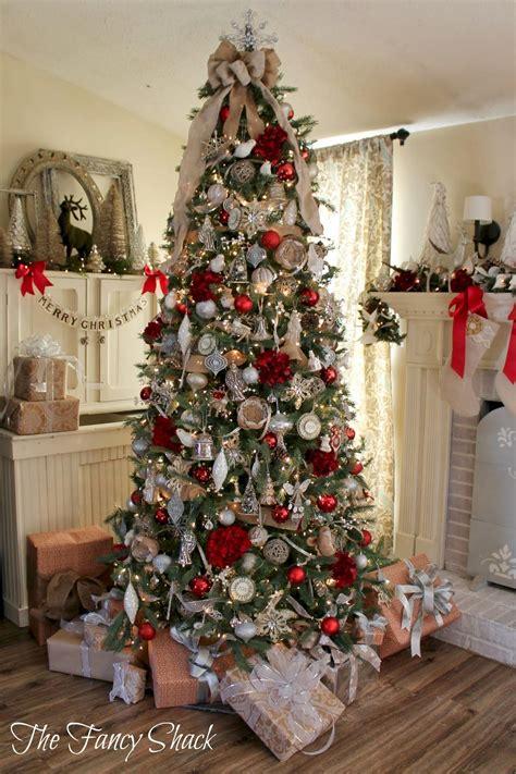 fancy shack christmas home  holidays