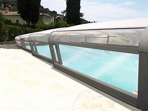 Abri Piscine Bas Coulissant : abri de piscine bas t lescopique abrisud abri piscine ~ Zukunftsfamilie.com Idées de Décoration