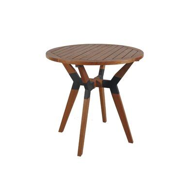 outdoor bistro tables youll love wayfair