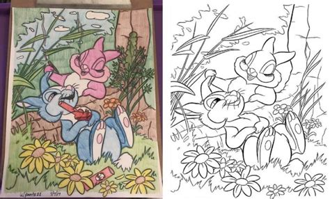 exles of adults messing up coloring books 18 pics