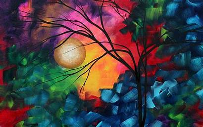 Colorful Paintings Wallpapers Desktop Backgrounds Abstract Painting