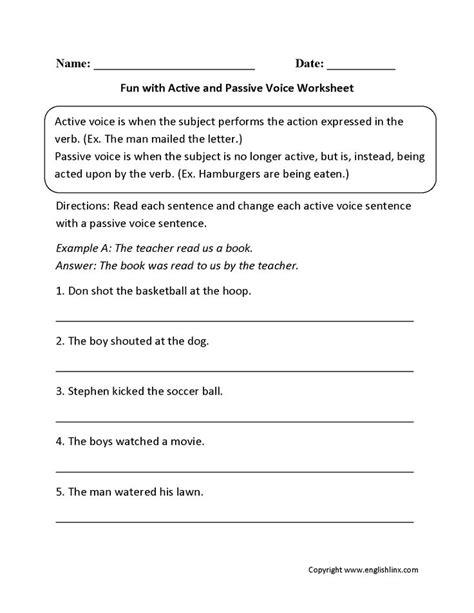 grade 7 grammar worksheets breadandhearth