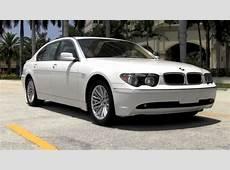 2003 BMW 745Li Alpine White Gulfstream Motorcars YouTube