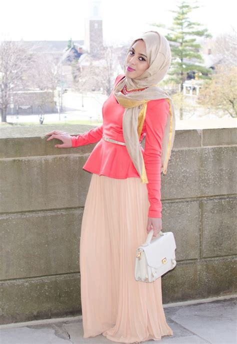 fashion review  hijab style ideas