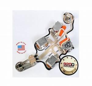 920d Custom Shop Sg