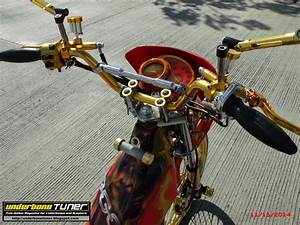 Underbone Tuner  Modified Honda Xrm125