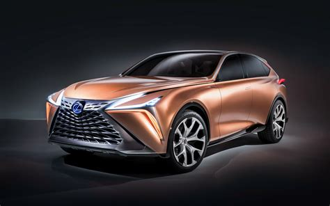 lexus crossover lexus lf 1 limitless luxury crossover 4k wallpapers hd