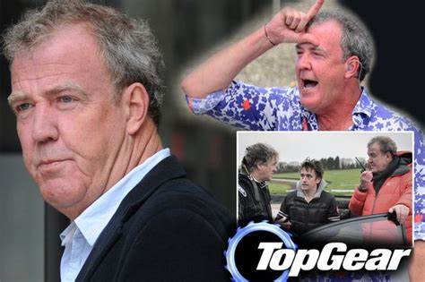 """Jeremy Clarkson Suspended From Top Gear Over """"fracas With"""