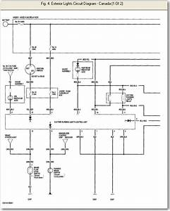 2008 Honda Element Wiring Diagram