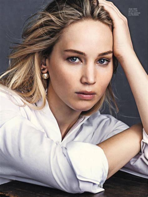 Jennifer Lawrence Lexpress Styles Magazine December