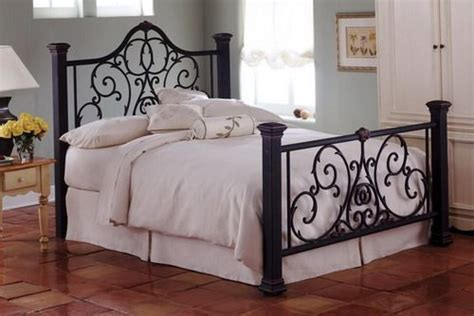 56 Best Wrought Iron Beds Images On Pinterest