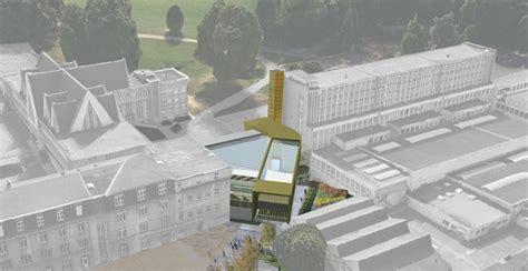 lycee la salle passy buzenval projets d architecture d 233 coles infos architecture