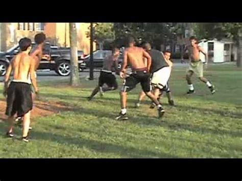 How To Play Backyard Football - real backyard football