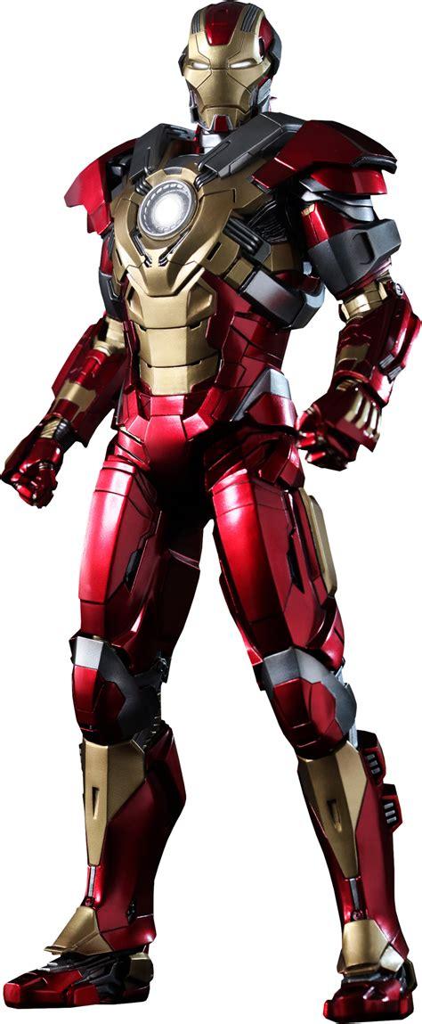 Iron Man  Iron Man 3  Mark Xvii (17) Heartbreaker Armor