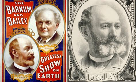 James Bailey Of The Barnum and Bailey Circus - True West ...