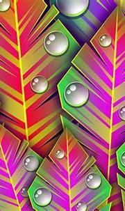 Wallpaper : leaves, symmetry, green, pattern, circle ...