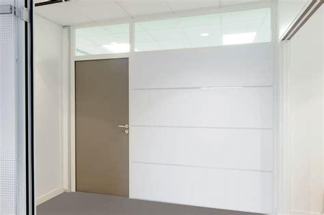 cloison aluminium bureau cloison amovible h5jc ré aménagement d un plateau de