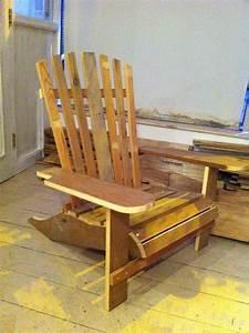 Folding Adirondack Chair Woodworking Plan Plans Free