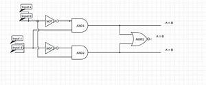 How To Make A Digital Comparator With Multiple Inputs