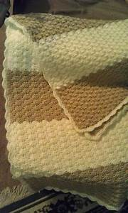 Missed Stitches Crochet: Finished Crochet Blanket: Shell ...