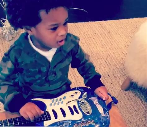 ciara teaches son future   sing jesus loves
