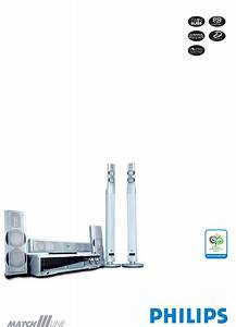 Philips Home Theater System Manual