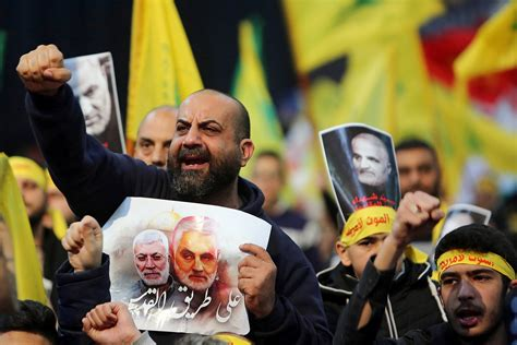twenty  years  hezbollahs leader  assassinated