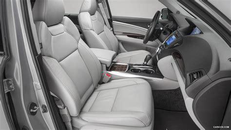 acura mdx interior front seats hd wallpaper