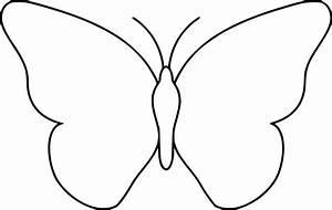 Dessin Facile Papillon : coloriage papillon simple imprimer sur coloriages info ~ Melissatoandfro.com Idées de Décoration