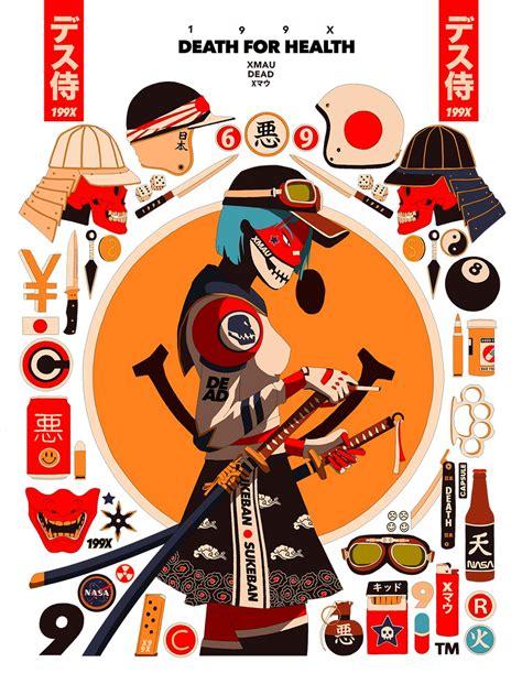 xmau illustrations designcollector
