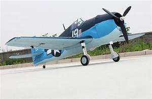 Dynam F6f Hellcat V2 50 U0026 39  U0026 39  1270mm Epo Electric Rc Airplane
