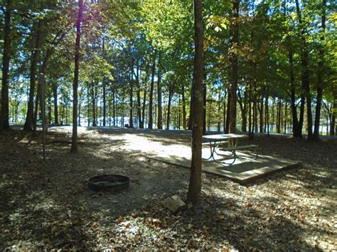 martin creek lake state park standard campsites texas parks wildlife department