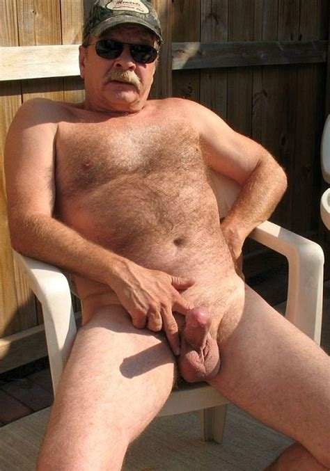naked daddy cock
