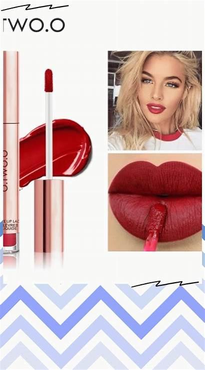 Lip Makeup Gloss Lasting Lipstick Lips Cosmetics