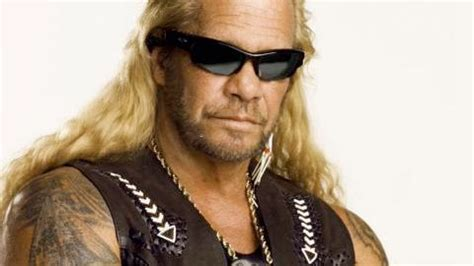dog the bounty hunter for celebrity big brother