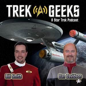 Rockin' Libsyn Podcasts: Trek Geeks - A Star Trek Podcast ...