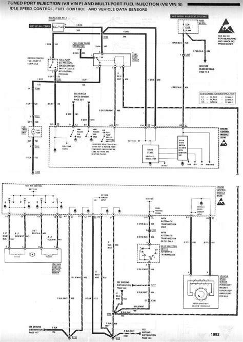 1986 Camaro Fuel Wiring Harnes Diagram by Fuel Wiring Schematic Third Generation F