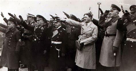 nazi jerman foto hormat salam nazi heil hitler hitlergruss