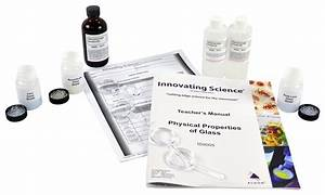 Physical Properties Of Glass Kit