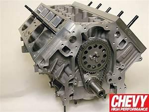 Ls1 Engine Block Ls1 Engine With Erl Deck Plates