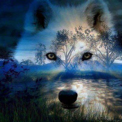 Totally Awesome Wolf Spirit  Great Pyrenees Pinterest
