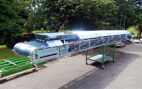 tapis roulant industriel occasion tecnitude produits convoyeurs transporteurs a bandes