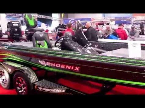 Phoenix Boats Youtube by 2015 Phoenix 721 Proxp Bass Boat Overview Youtube