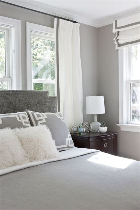 Bedroom Curtains Grey Walls by 428 Best Chic Bedrooms Images On Bedroom Ideas