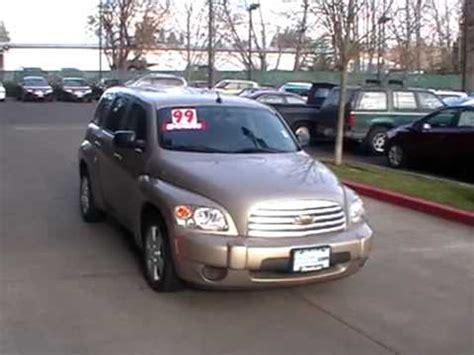 Chevrolet Hhr Problems by 2008 Chevrolet Hhr Problems Manuals And Repair