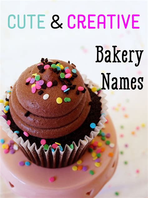 1000 ideas about bakery names on bakeries 75 and creative bakery names recipes