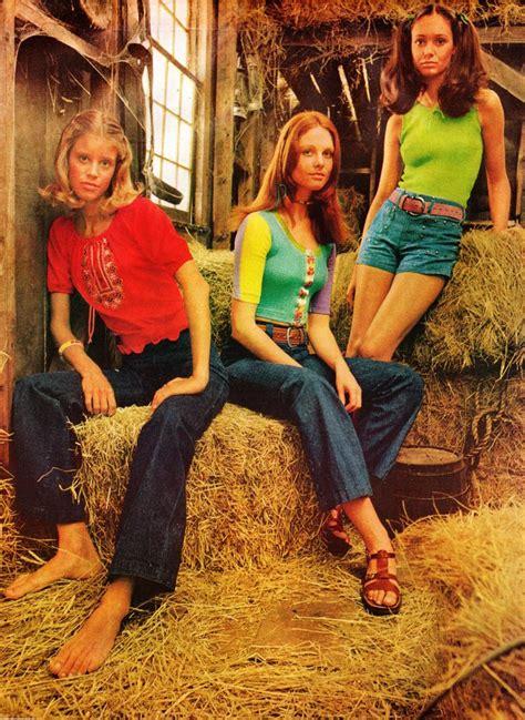 decade  denim jeans ads  fashions