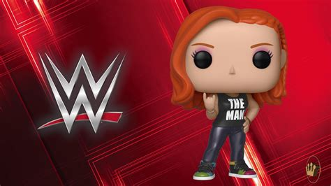 coming  amazon exclusive becky lynch pop youtube